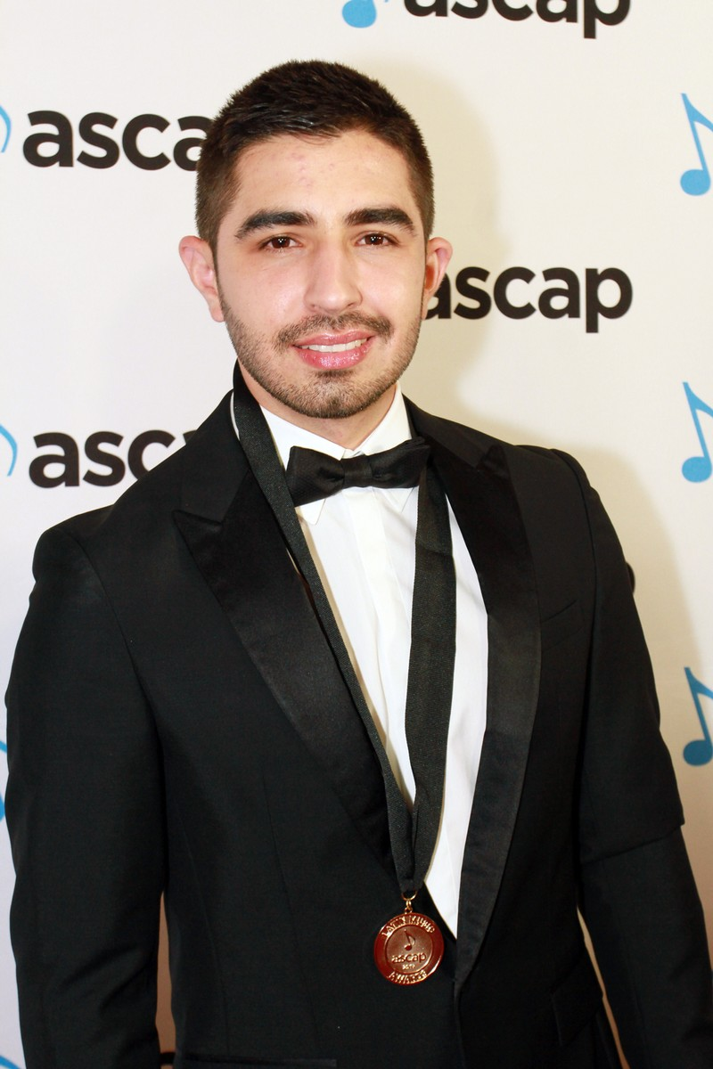 Joss Favela pose as part of ASCAP Latin Music Awards at Condado Vanderbilt Hotel on March 15, 2017 in San Juan, Puerto Rico.