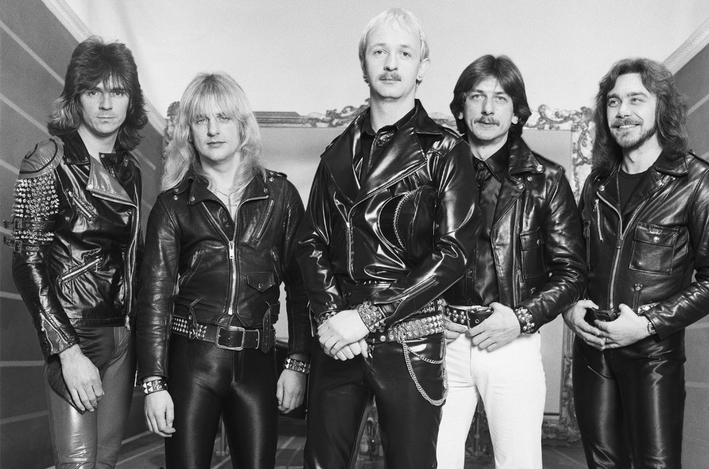 Judas Priest's Rob Halford Pumped for Second Rock and Roll Hall of ...