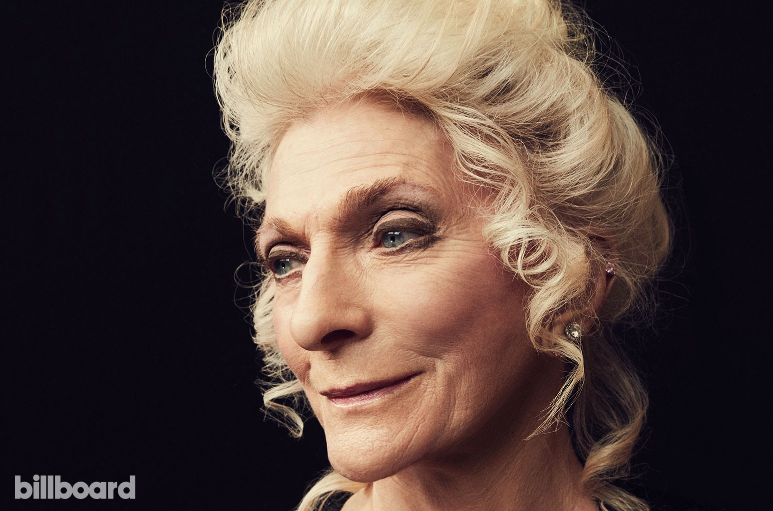 Judy Collins photographed in 2017.