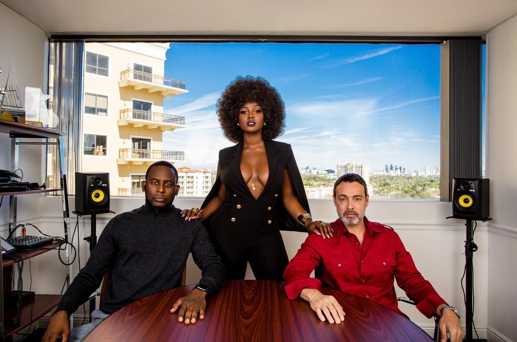 """Julian Boothe, Amara """"La Negra"""" & Zach Katz"""