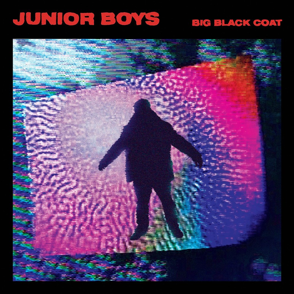 Junior Boys 'Big Black Coat'