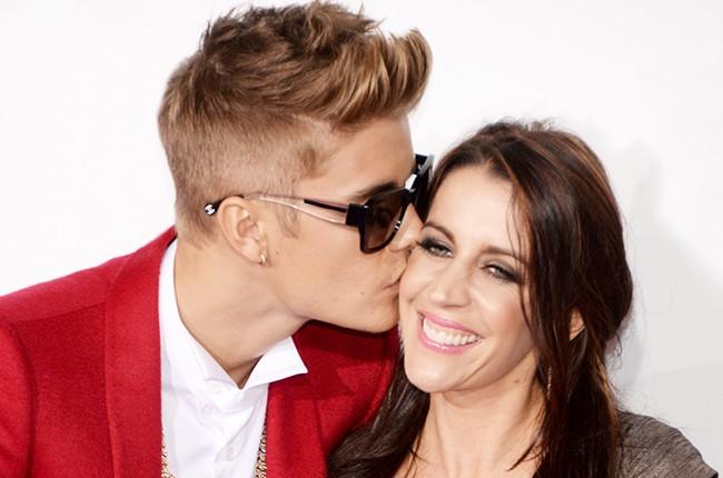 Justin Bieber, mother Pattie Mallette