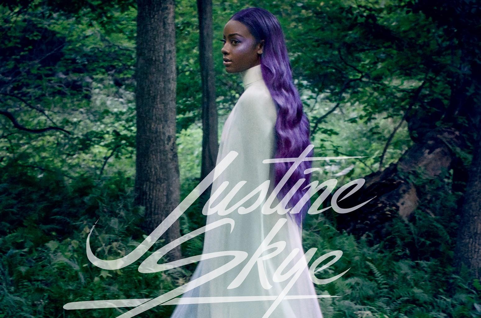 Justine Skye x MAC Cosmetics Future Forward Collection
