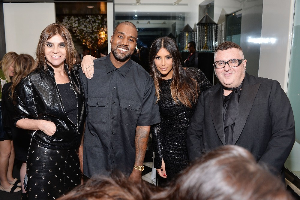 Kanye West Kim Kardashian 2016