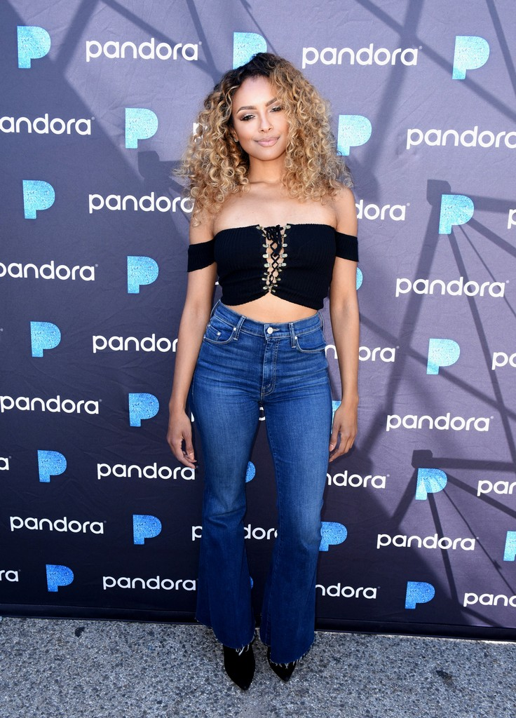Kat Graham attends Pandora at SXSW 2017 on March 15, 2017 in Austin, Texas.