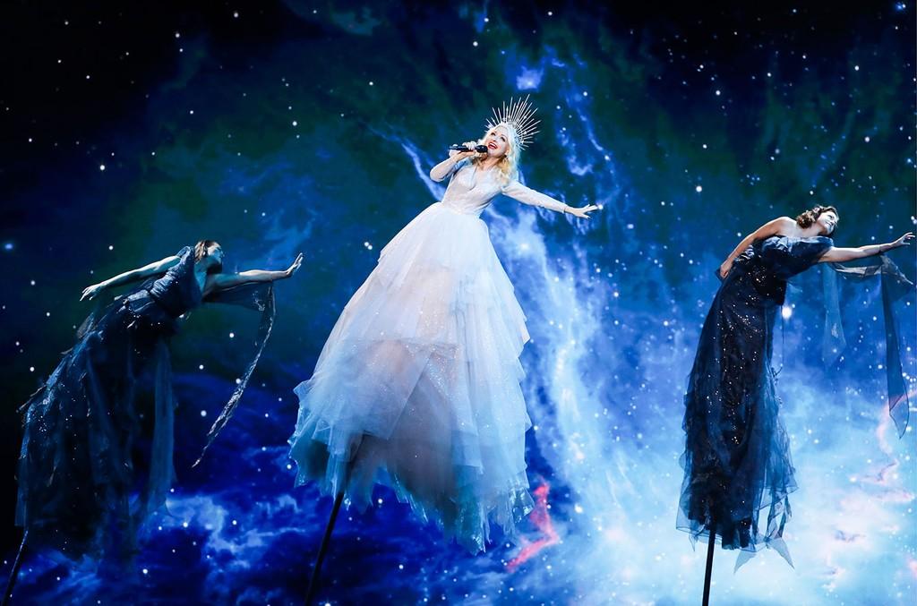 Kate Miller-Heidke eurovision
