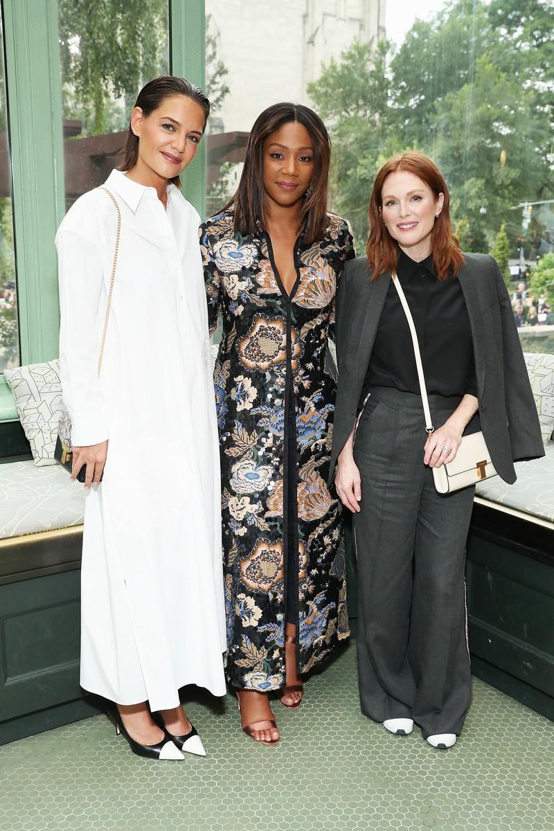 Katie Holmes, Tiffany Haddish and Julianne Moore