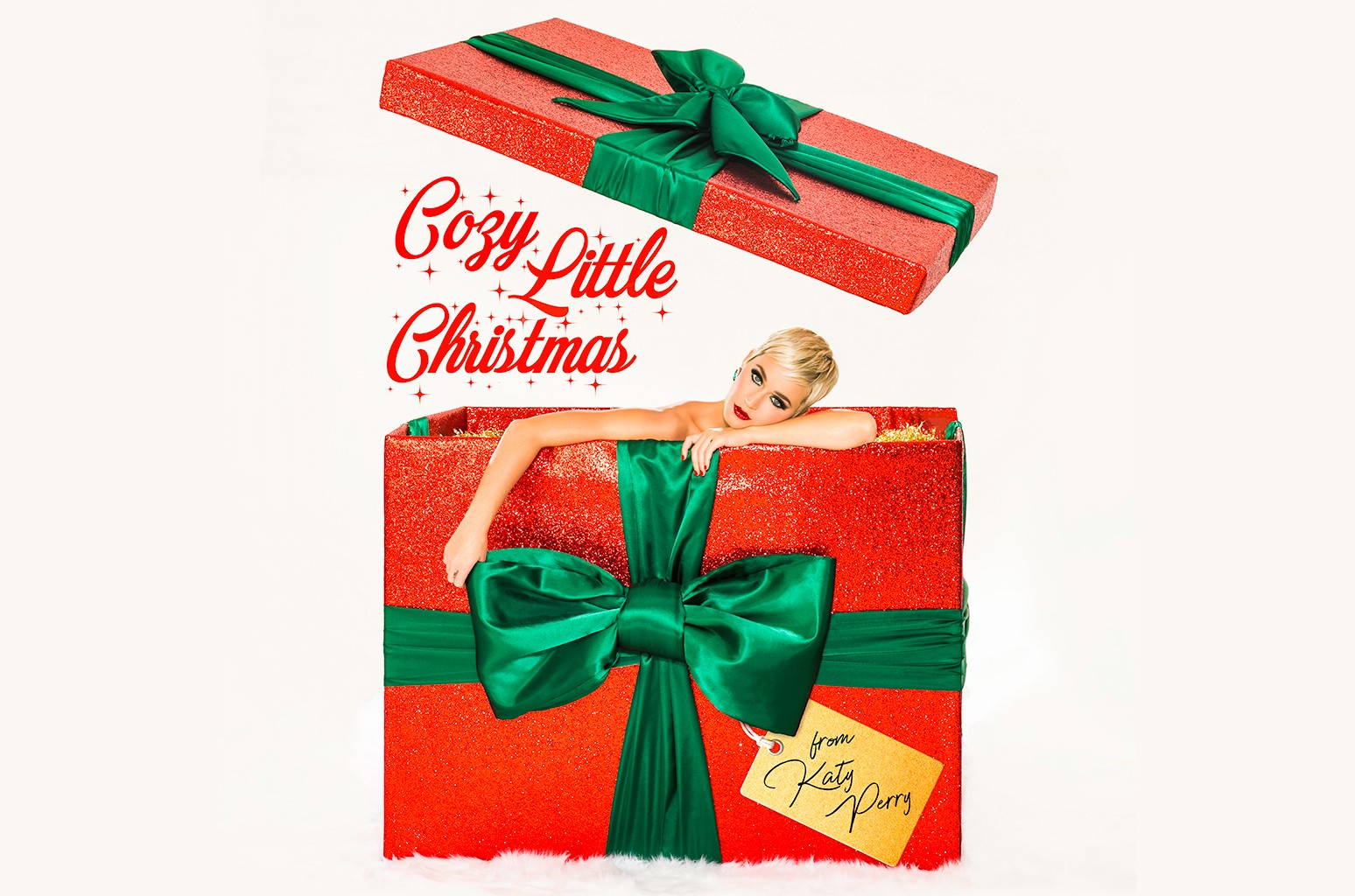 "Katy Perry, ""Cozy Little Christmas"""