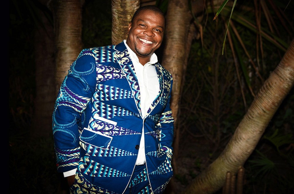 Kehinde Wiley Hosts Southern Fish Fry