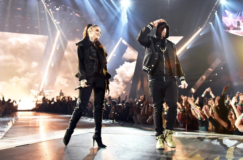 Kehlani and Eminem