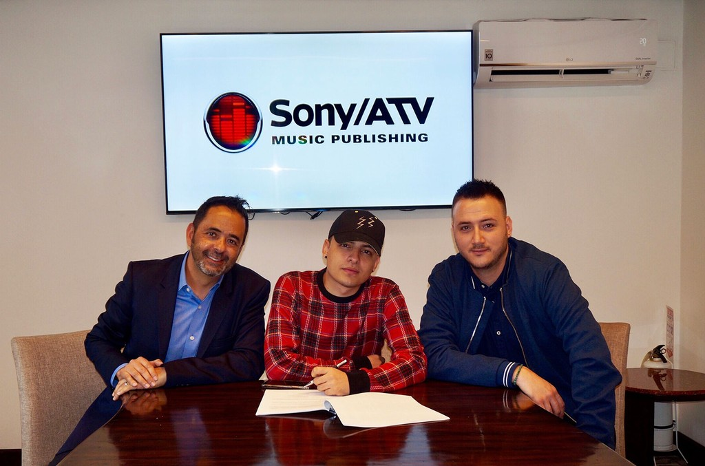 Sony/ATV has entered into a long term agreement with songwriter Keityn.