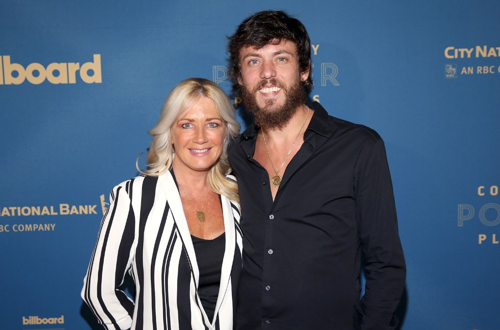 Kelly Lynn and Chris Janson