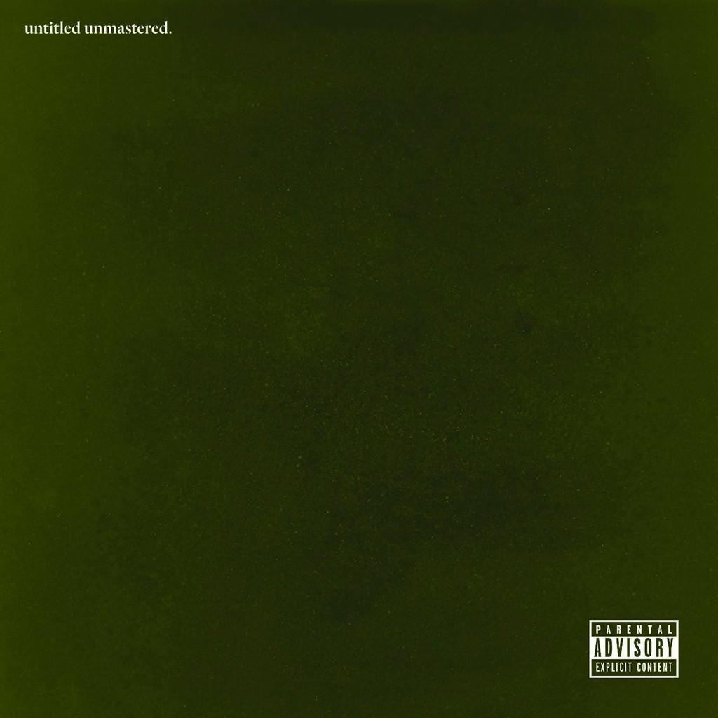 Kendrick Lamar, Untitled Unmastered