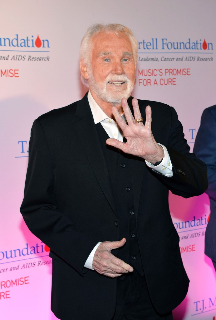 Kenny Rogers 2016
