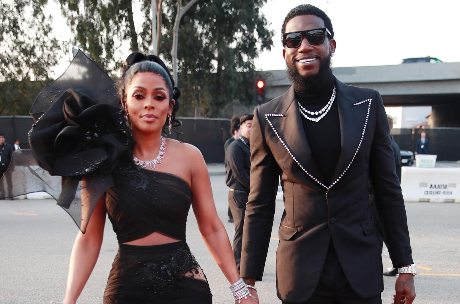 Gucci Mane and Wife Keyshia Ka'oir Welcome First Child Together: Ice Davis