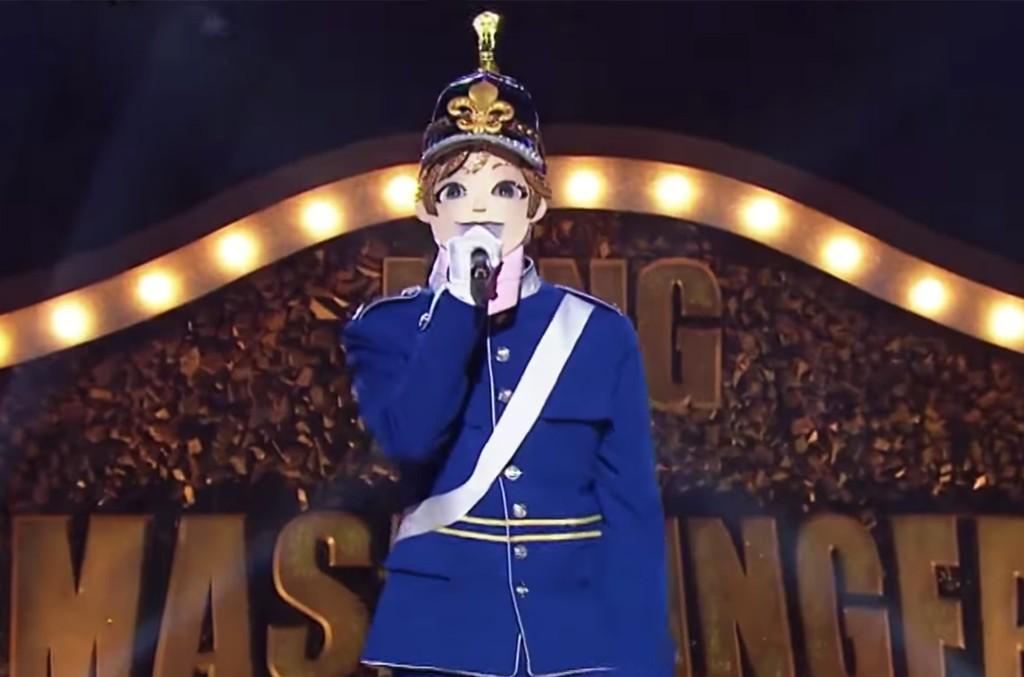 Kim Jaehwan King of Masked Singer