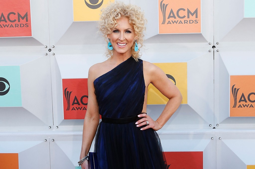 Kimberly Schlapman of Little Big Town attends the 51st Academy of Country Music Awards at MGM Grand Garden Arena on April 3, 2016 in Las Vegas.