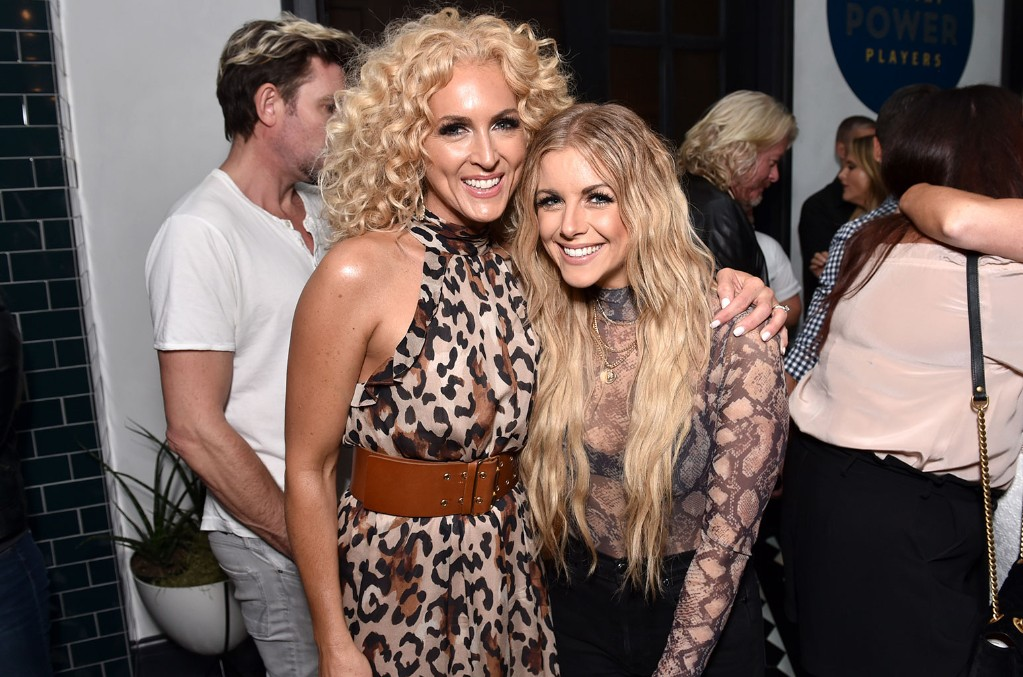 Kimberly Schlapman and Lindsay Ell