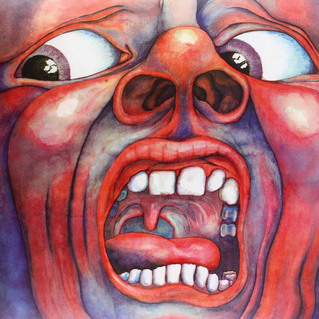 """King Crimson, """"In the Court of Crimson King"""""""
