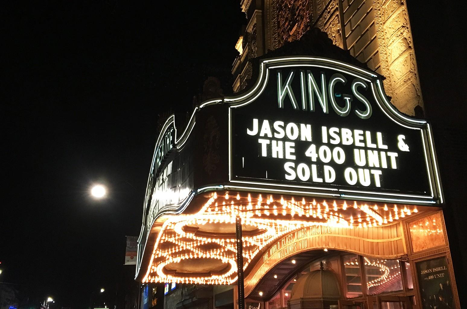 Kings Theatre ?
