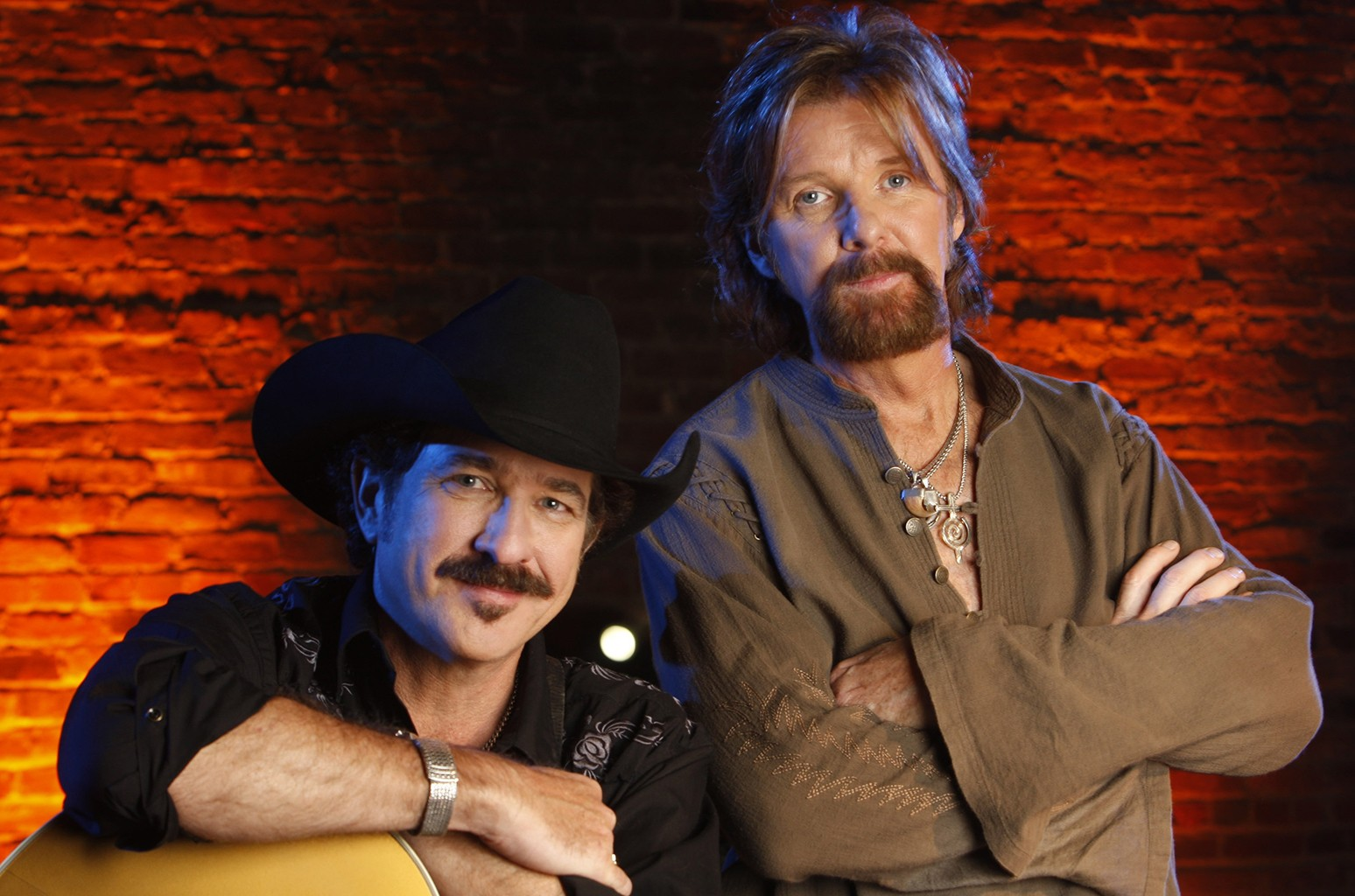 Kix Brooks and Ronnie Dunn