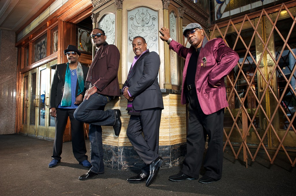 Kool & the Gang photographed in 2016