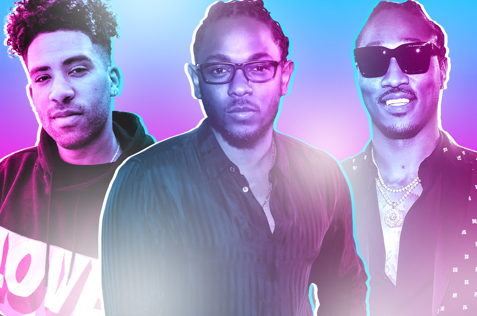 Kyle, Kendrick Lamar & Future