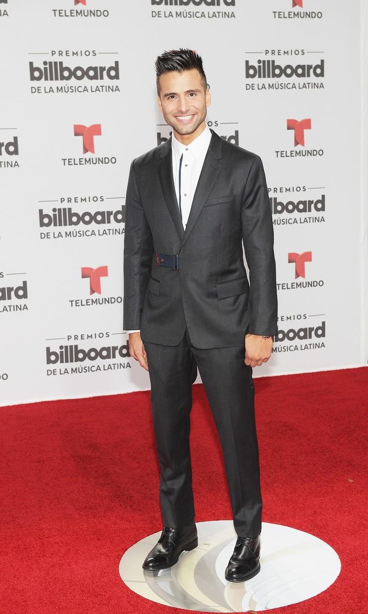 Christian Daniel attends the Billboard Latin Music Awards