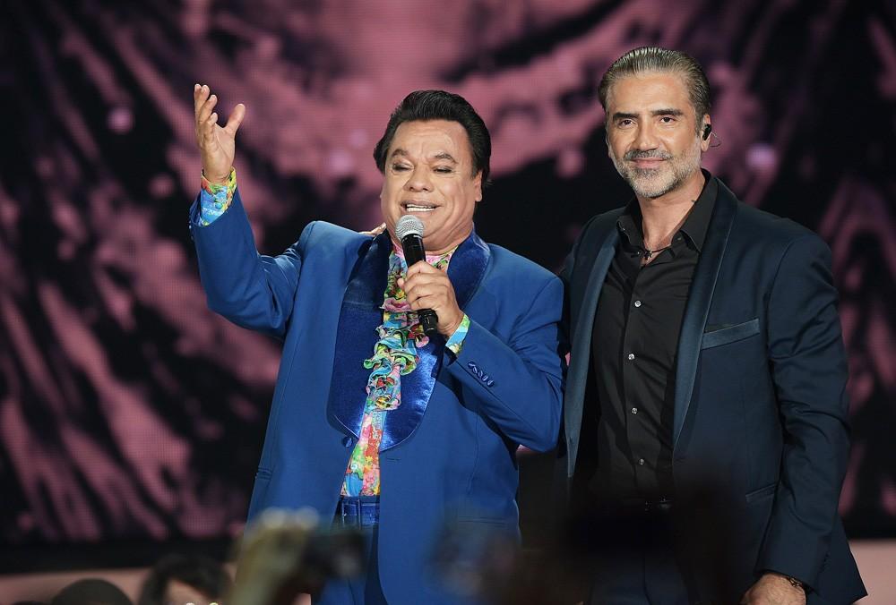 Juan Gabriel & Alejandro Ferendez
