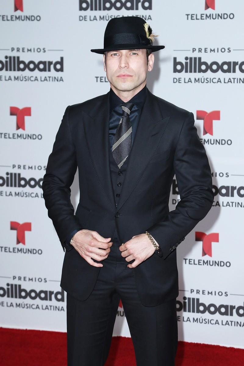 Rafael Amaya Nunez attends the Billboard Latin Music Awards