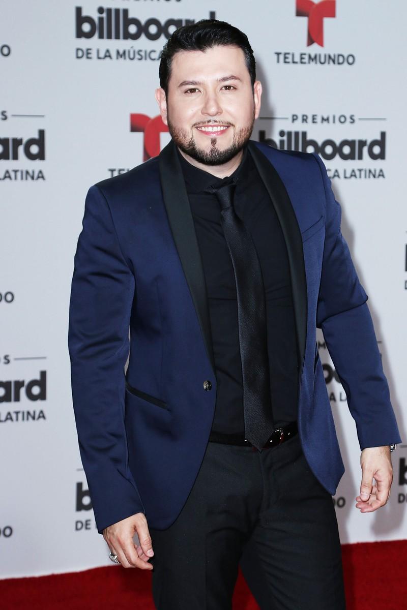 Roberto Tapia attends the Billboard Latin Music Awards