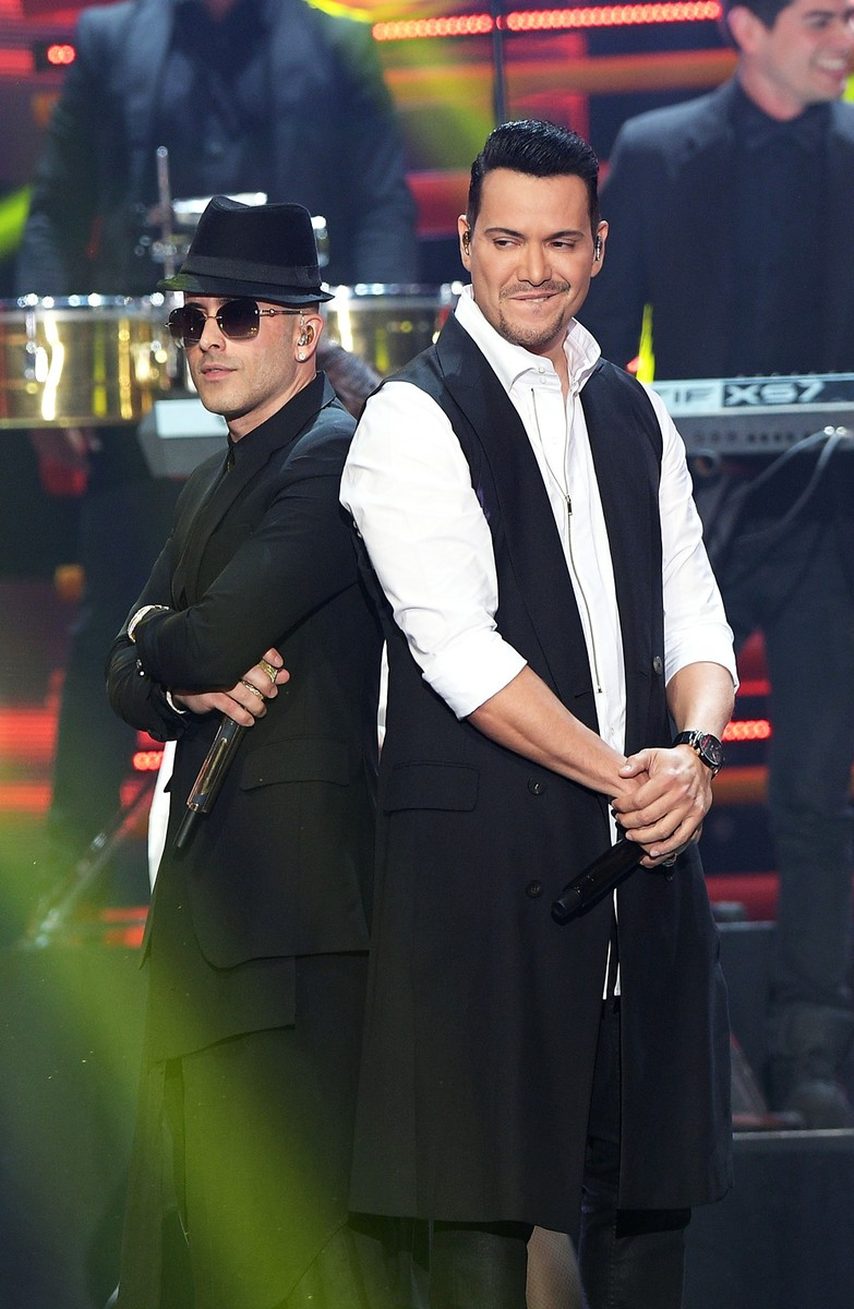 Yandel & Victor Manuelle