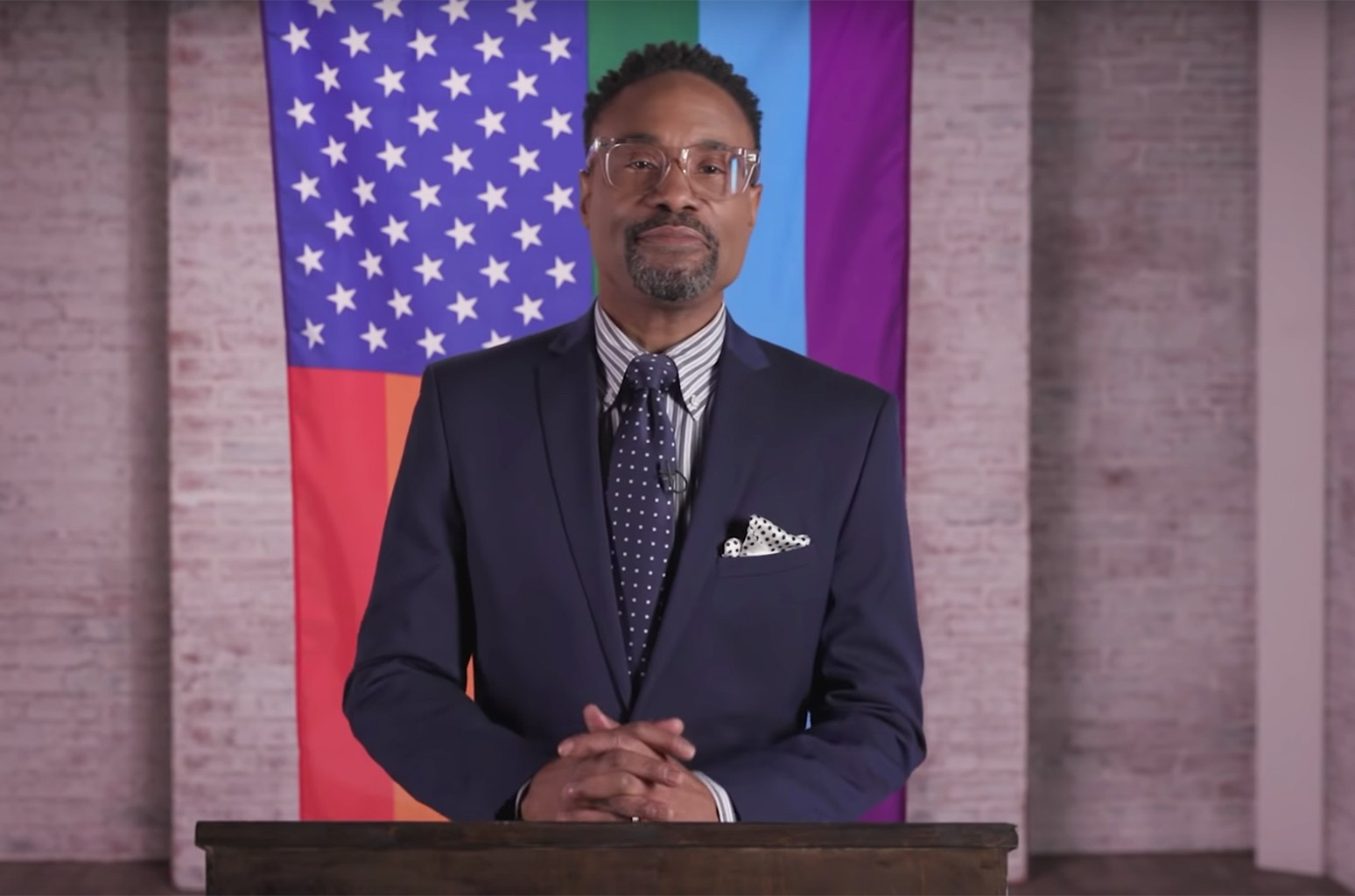 LGBTQ State of the Union by Billy Porter