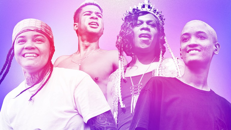 14 Lgbtq Rappers Owning The Game Billboard