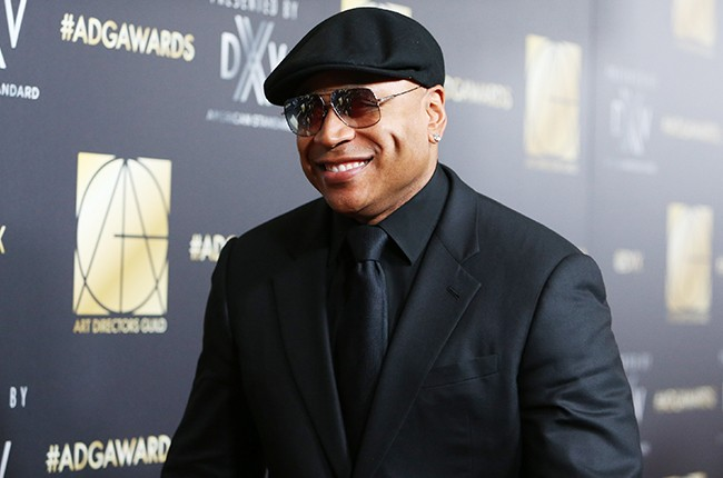 LL Cool J arrives at the Art Directors Guild 20th Annual Excellence In Production Awards