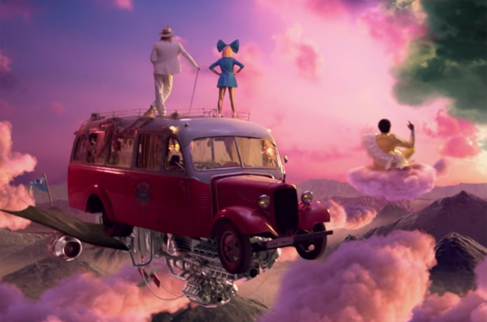 """LSD, """"Thunderclouds"""" ft. Sia, Diplo, Labrinth"""