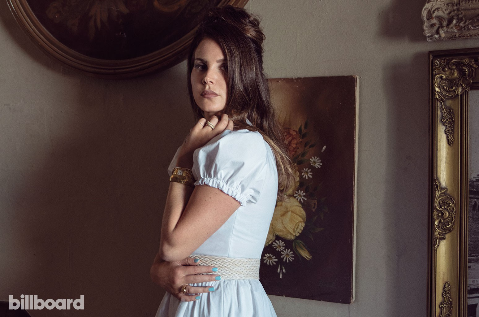 Lana Del Rey Shares Moody Recital Of Salamander Watch Billboard