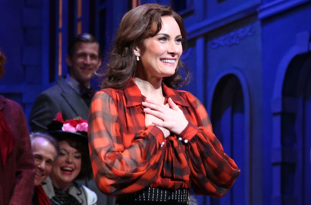 Laura Benanti Talks She Loves Me Exclusive Song Premiere From Cast Album Billboard