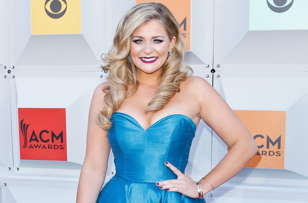 Lauren Alaina attends the 51st Academy of Country Music Awards at MGM Grand Garden Arena on April 3, 2016 in Las Vegas.