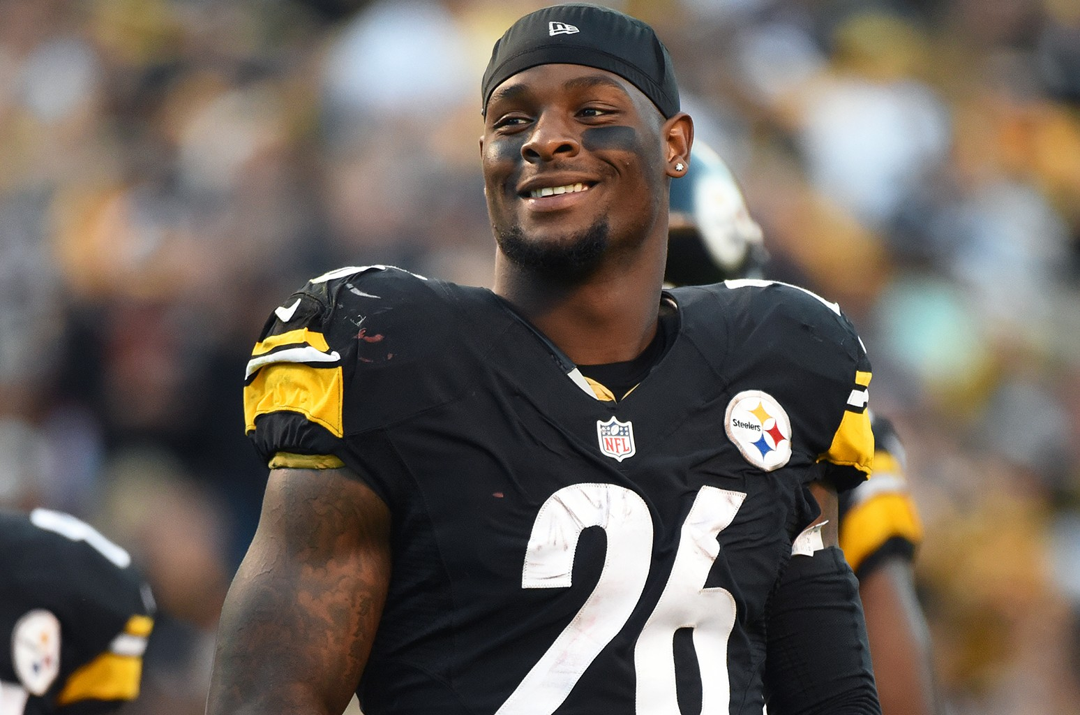 Le'Veon Bell in 2016