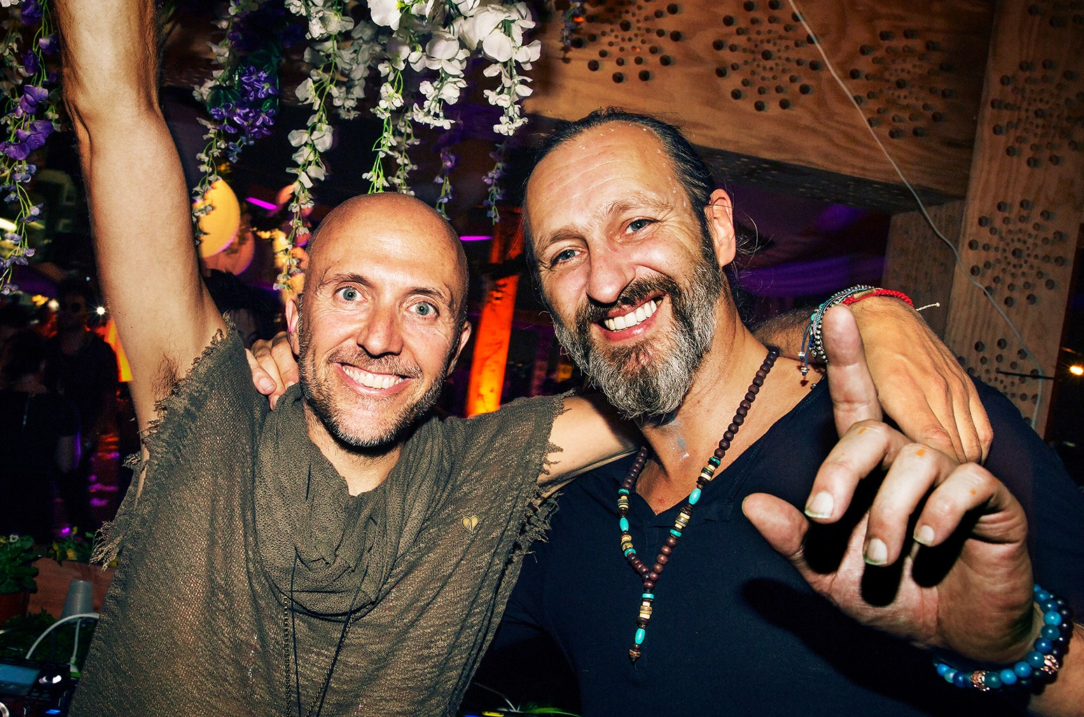 Lee Burridge and Lost Desert at All Day I Dream 2016.