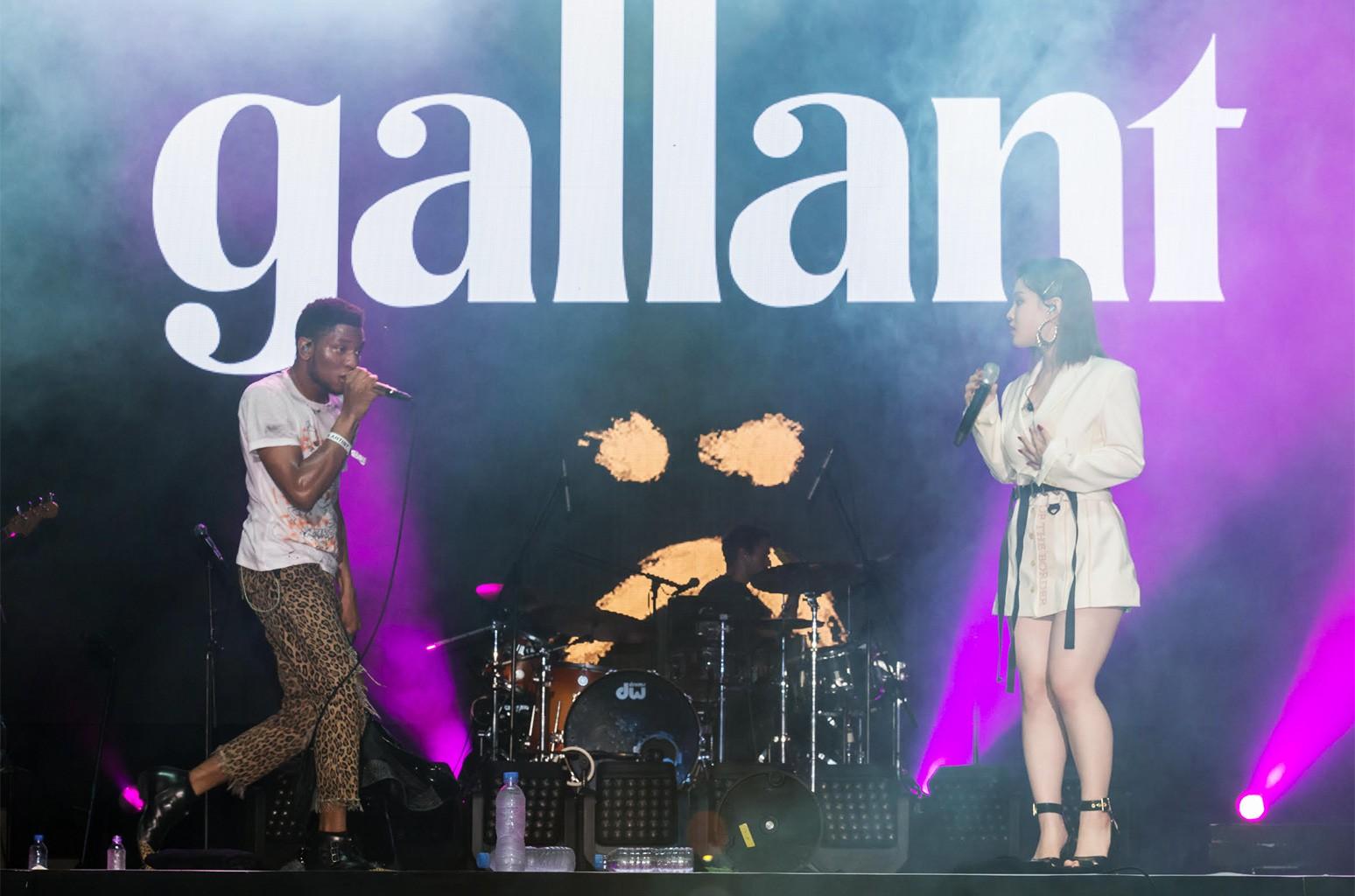 Gallant & Lee Hi