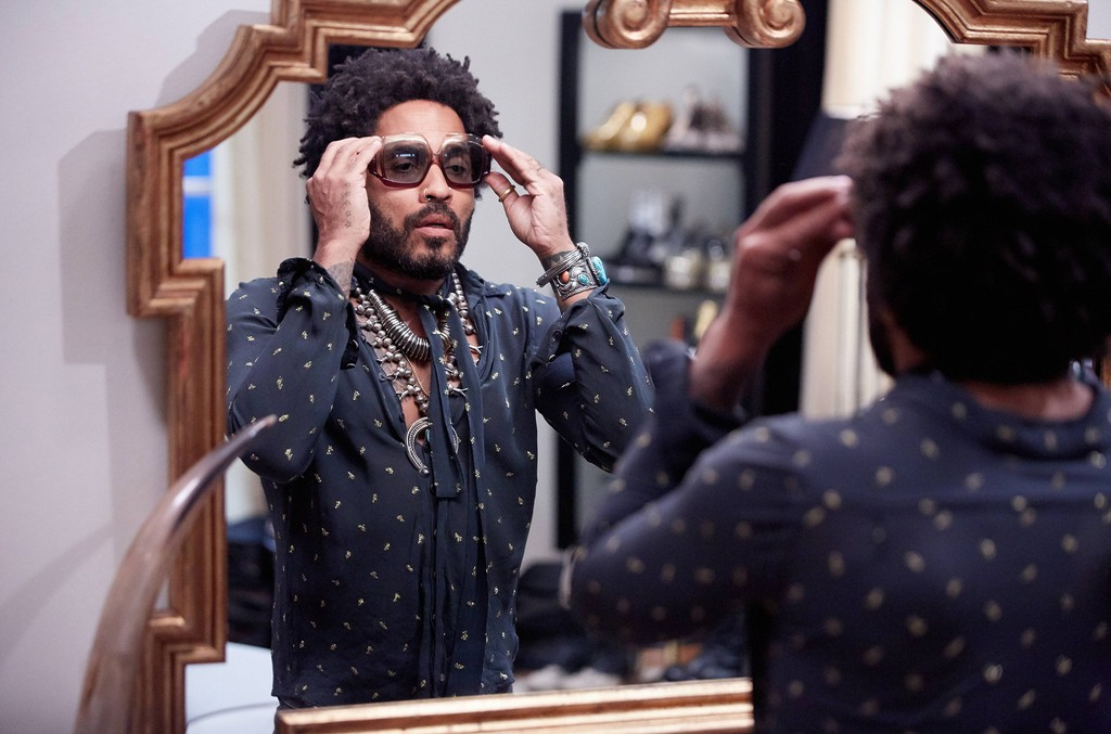 Lenny Kravitz in the special premiere of STAR airing Dec. 14, 2016.