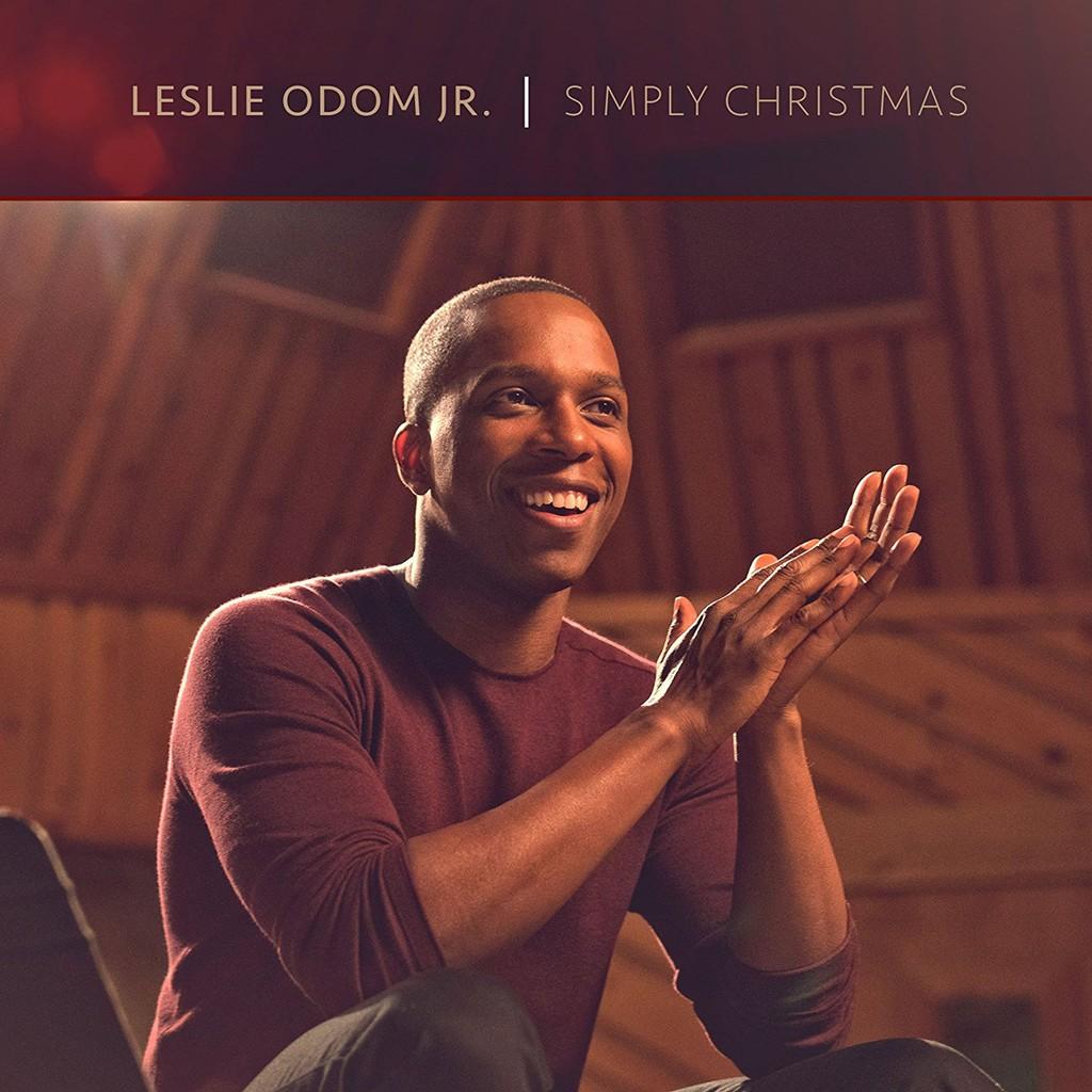 'Simply Christmas' by Leslie Odom Jr.