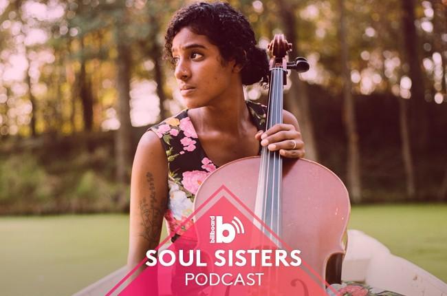 Leyla McCalla Soul Sisters Podcast 2016