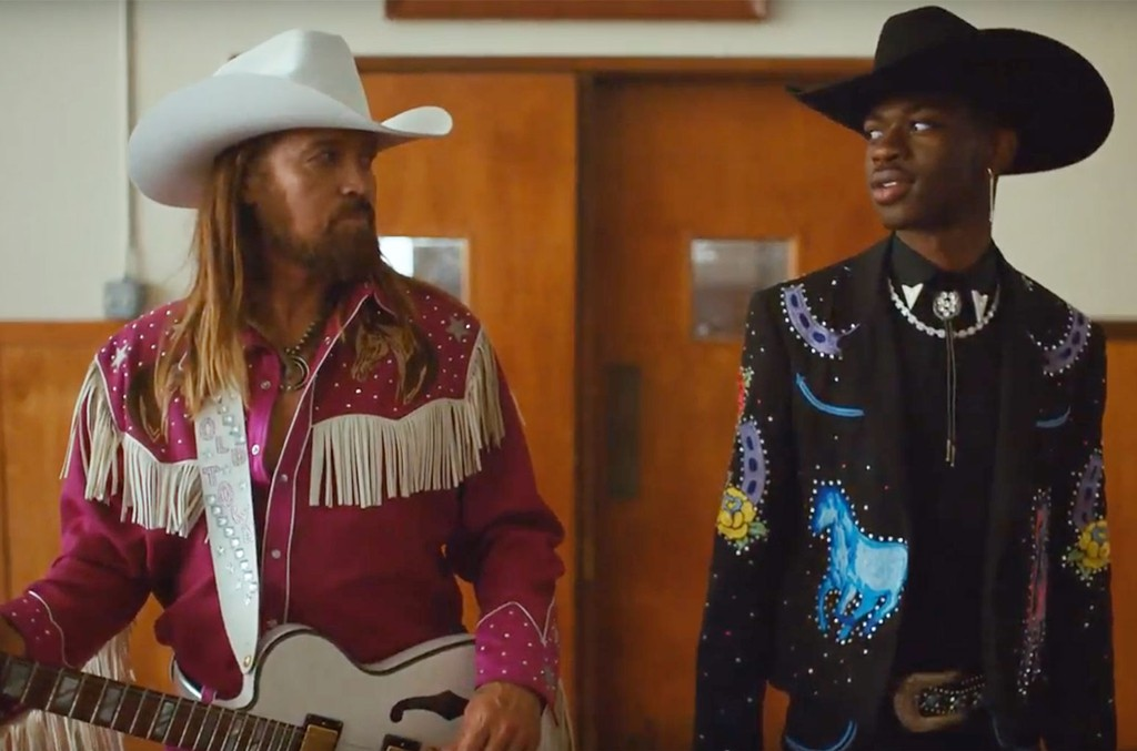 Lil Nas X Old Town Road ft. Billy Ray Cyrus