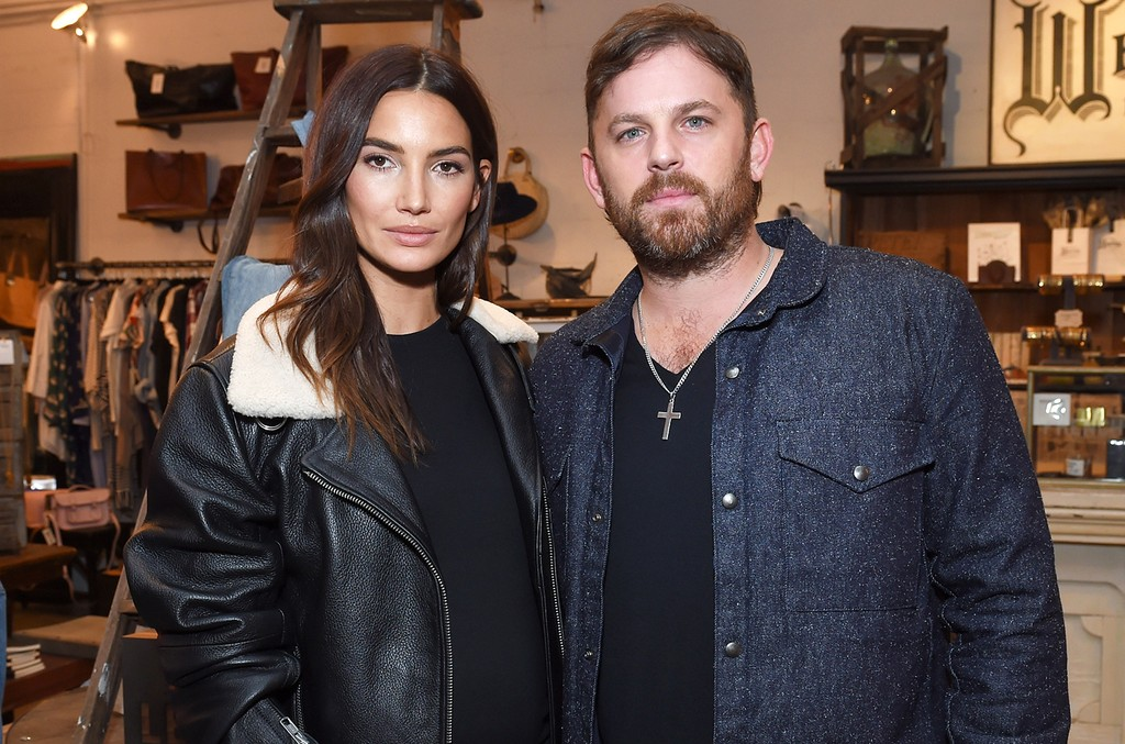 Lily Aldridge Caleb Followill