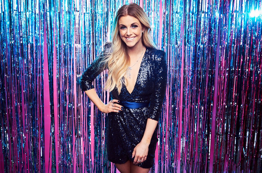 Lindsay Ell poses for a portrait at Music City Convention Center on June 7, 2017 in Nashville.