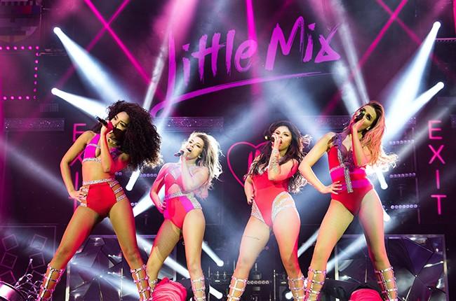 Little Mix motorpoint 2016