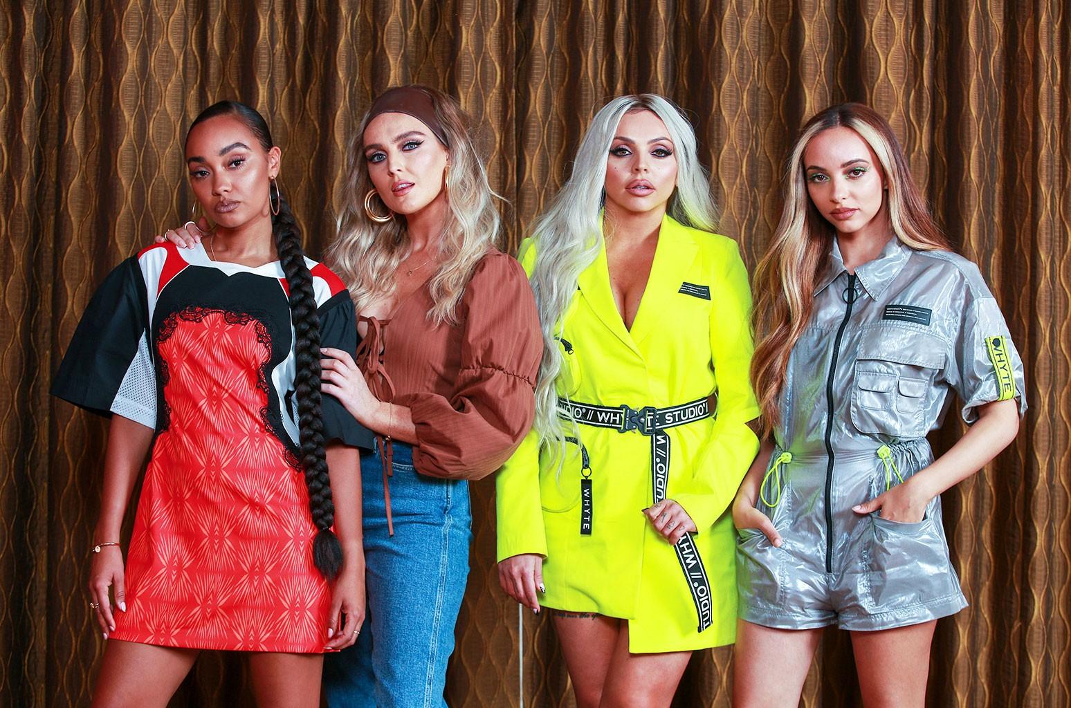 Little Mix Debut Empowering Power Music Video - Watch